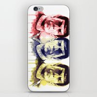 leonardRyB iPhone & iPod Skin