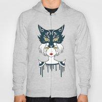 Wolf Tribe Hoody