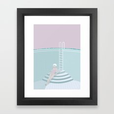 Emptied, Drained  Framed Art Print