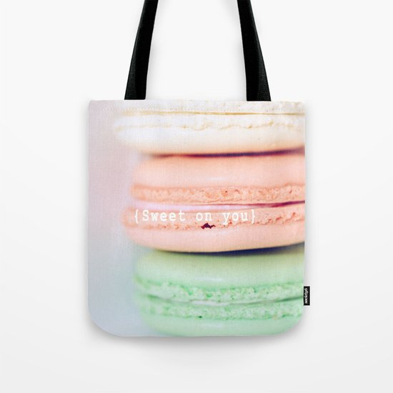 {Sweet on you} Tote Bag