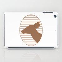 Deer Silhouette iPad Case