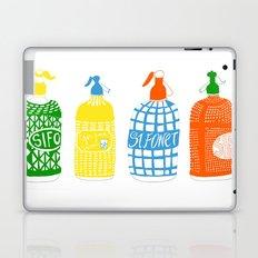 Barcelona vermouth Laptop & iPad Skin