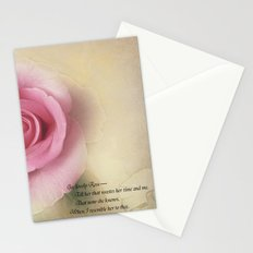 Go Lovely Rose Stationery Cards