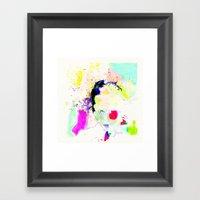 Hey-Fever Framed Art Print