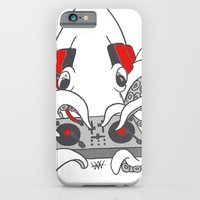 Low Key SquiDJ iPhone 6 Slim Case
