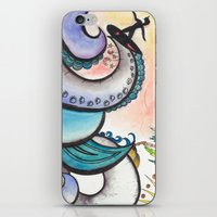 Surf iPhone & iPod Skin