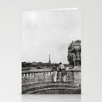 Timeless Paris Stationery Cards