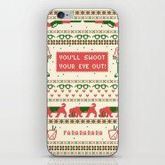 A Christmas Sweater iPhone & iPod Skin
