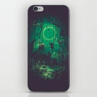 The Ring iPhone & iPod Skin