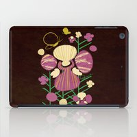Floral Flower Artprint iPad Case