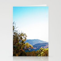 Sandstone Peak 2 Stationery Cards