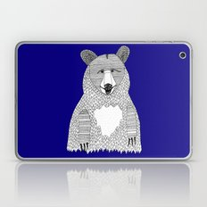 Blue Bear Laptop & iPad Skin