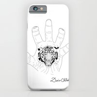 iPhone & iPod Case featuring Wild hands by Dario Olibet