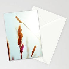 Nature Blue Reeds Stationery Cards
