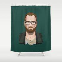 Goodbye, Walt Shower Curtain