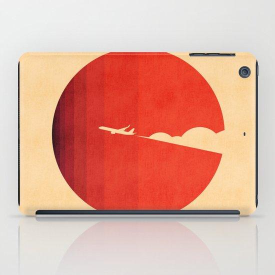 The long goodbye iPad Case