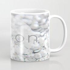 Shine ON Typography Print Mug