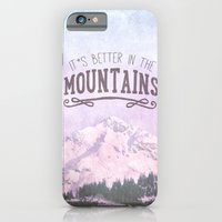 It`s Better In The Mount… iPhone 6 Slim Case