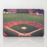 At the Ballpark   iPad Case