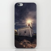 Point Prim Lighthouse iPhone & iPod Skin