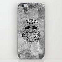 Storm Trooper #1 iPhone & iPod Skin