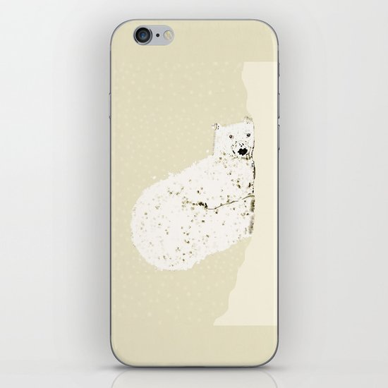 bears life 2 iPhone & iPod Skin