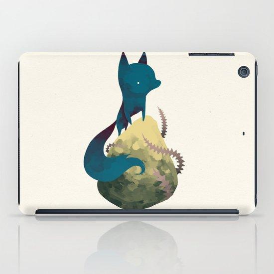 blacko iPad Case