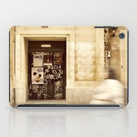 belleza es mi cabeza iPad Case