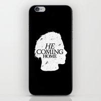 Halloween is Coming iPhone & iPod Skin