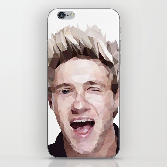 Niall Horan - One Direction iPhone & iPod Skin