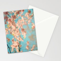 Dance of the Cherry Blossom Stationery Cards