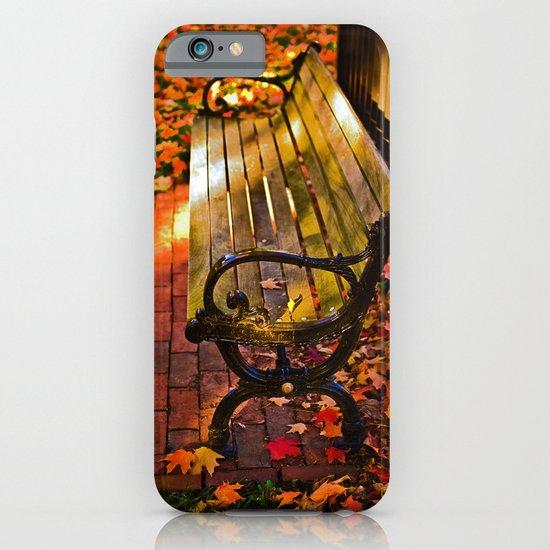 Autumn fever  iPhone & iPod Case