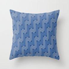 Op Art 72 Throw Pillow