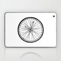 Bike Time Laptop & iPad Skin