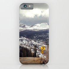Curvy Road Ahead Slim Case iPhone 6s