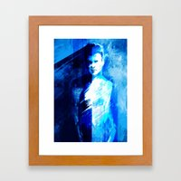 Contempt Framed Art Print