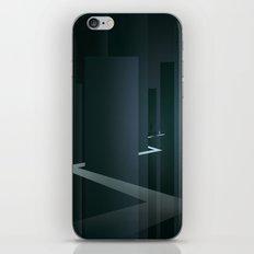 Smooth Minimal - Silver Surfer iPhone & iPod Skin