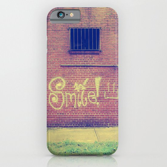 Smile! :) iPhone & iPod Case