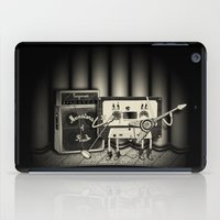 Conjoined Monsters of Rock iPad Case