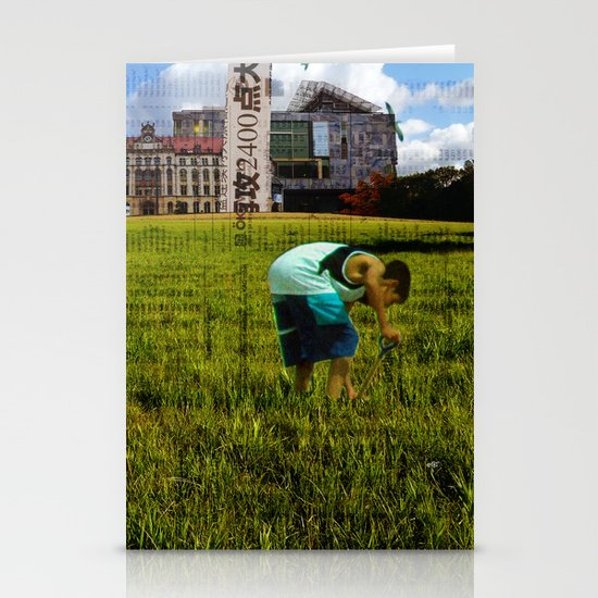 Surreal Living 9 Stationery Card