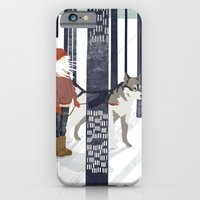 iPhone & iPod Case featuring Us and Them by Paula McGloin
