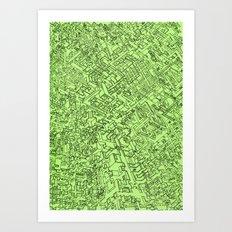 1.15 B&g Art Print
