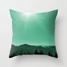 My scenic homeland Throw Pillow
