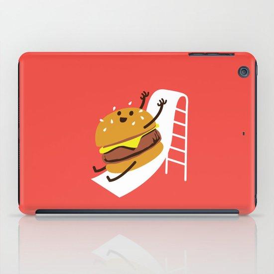 Slider Burger iPad Case