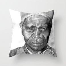 La Fé Throw Pillow