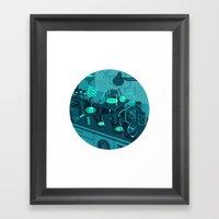 The Lab Framed Art Print