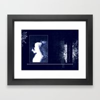 all my faith lost ... - The Hours  Framed Art Print