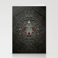 Stone Of The Sun I. Stationery Cards