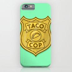 Taco Cop Slim Case iPhone 6s