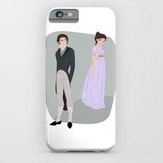 Pride and prejudice | Elizabeth and Darcy iPhone 6 Slim Case